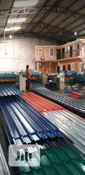 Best Rate Aluminium Roofing Sheet. | Building Materials for sale in Ogun State, Ifo