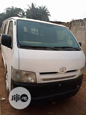 Toyota Harrier 2004 Silver | Buses & Microbuses for sale in Anambra State, Onitsha