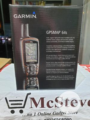 Garmin GPSMAP 64s Handheld GPS | Vehicle Parts & Accessories for sale in Abuja (FCT) State, Wuse 2