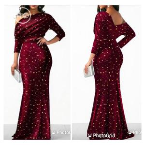 Classic Ladies Quality Dinner Long Gown | Clothing for sale in Lagos State, Ikeja