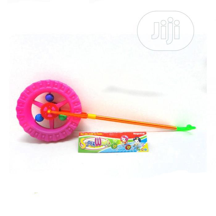 Toddler Balance Wheel Push Toy