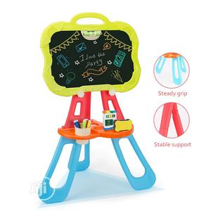 3 in 1 Painting, Drawing and Writing Board With Stand   Toys for sale in Abuja (FCT) State, Gwarinpa