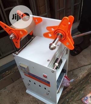 Durable Cup Sealing Machine | Manufacturing Equipment for sale in Lagos State, Lagos Island (Eko)
