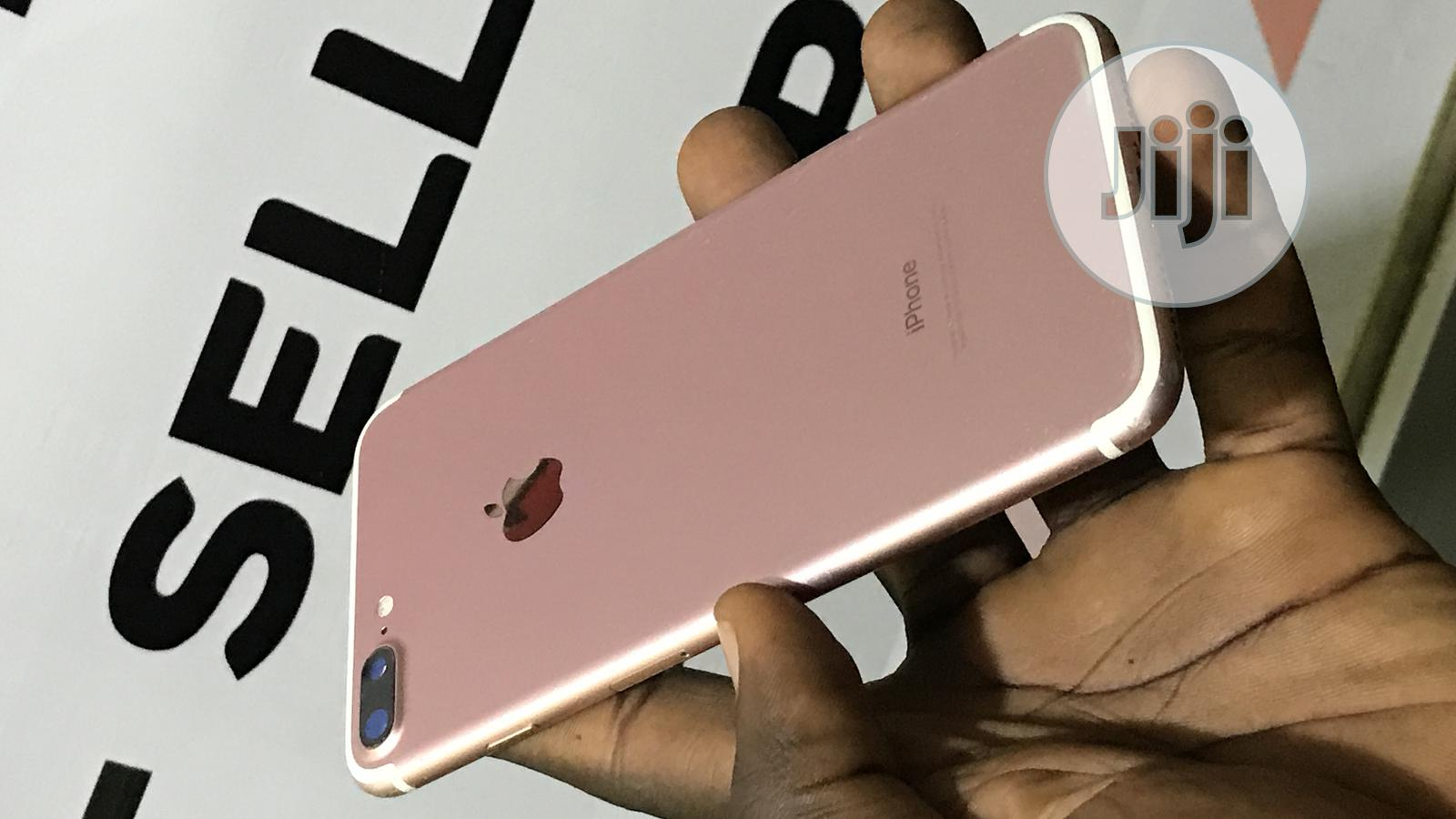 Apple iPhone 7 Plus 128 GB Pink   Mobile Phones for sale in Ibadan, Oyo State, Nigeria