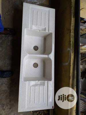 Double Sink Kitchen Sink | Plumbing & Water Supply for sale in Lagos State, Amuwo-Odofin