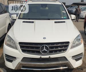 Mercedes-Benz M Class 2015 White | Cars for sale in Lagos State, Lekki