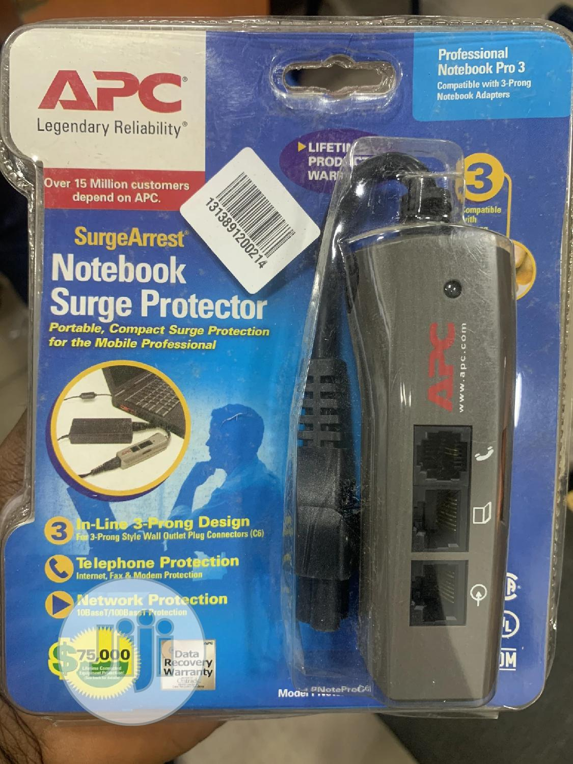 Archive: Computer Power Surge Protector