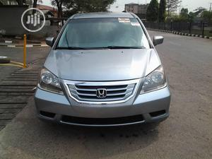 Honda Odyssey 2009 EX Blue | Cars for sale in Lagos State, Abule Egba