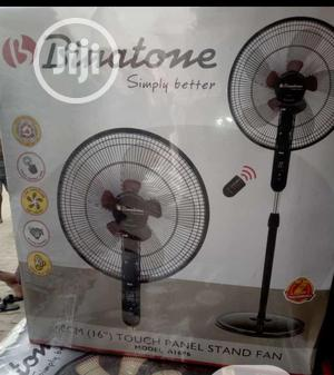 Binatone Stand Fan With Ramote Control *A1-696 | Home Appliances for sale in Lagos State, Lagos Island (Eko)
