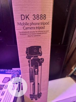 Mobile Phone Tripod Camera Tripod | Accessories for Mobile Phones & Tablets for sale in Lagos State, Ikeja