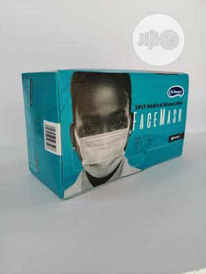 3 Ply Disposable Surgical Face Mask | Medical Supplies & Equipment for sale in Lagos State, Alimosho