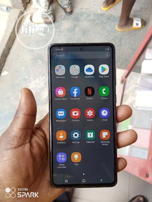 Samsung Galaxy Note 10 Lite 128 GB Black | Mobile Phones for sale in Lagos State, Ikeja
