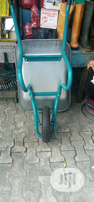 Galvanised Wheel Barrow, Construction Wheel Barrow | Hand Tools for sale in Lagos State, Ojo