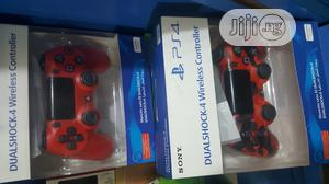 Ps4 Red Pad | Video Game Consoles for sale in Lagos State, Ikeja