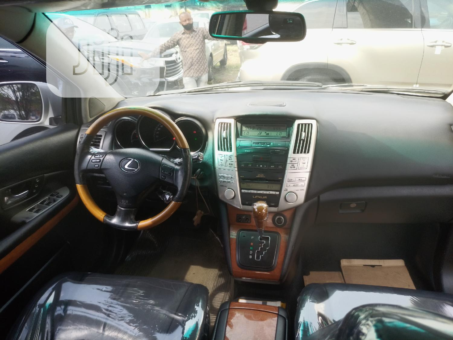 Lexus RX 2008 Gold   Cars for sale in Port-Harcourt, Rivers State, Nigeria