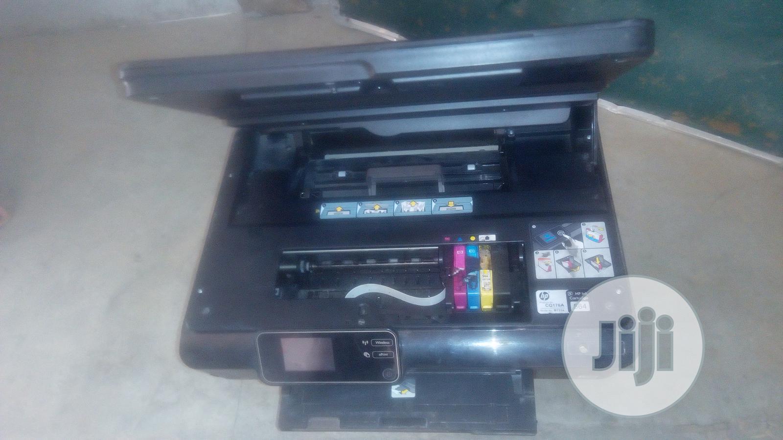 Archive: HP Photosmart 5510 Colour Printer