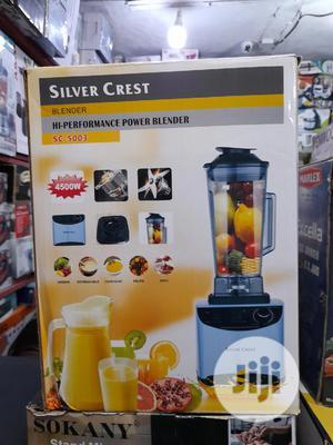Silver Crest Blender- 4500W   Kitchen Appliances for sale in Lagos State, Lagos Island (Eko)