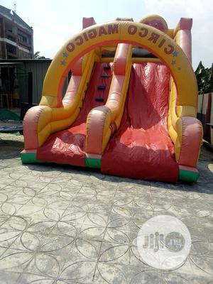Giant Climb and Slide Bouncy Castle | Party, Catering & Event Services for sale in Lagos State, Ikeja
