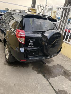 Toyota RAV4 2012 Black | Cars for sale in Lagos State, Surulere