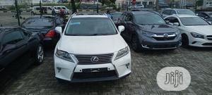 Lexus RX 2010 350 White | Cars for sale in Lagos State, Lekki