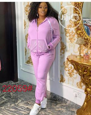 New Trendy Female Quality Up And Down /2 Piece Joggers | Clothing for sale in Lagos State, Ikeja