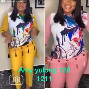 Trendy Female Quality Up And Down / 2 Piece /Trouser And Top | Clothing for sale in Lagos State, Ikeja