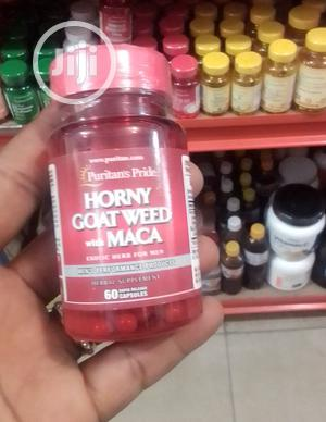 Horny Goat Weed Plus Maca for Formidable Performance | Sexual Wellness for sale in Abuja (FCT) State, Wuse 2