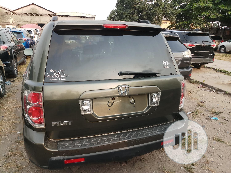 Honda Pilot 2006 Green | Cars for sale in Amuwo-Odofin, Lagos State, Nigeria