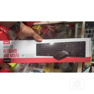 Havit Wireless Keyboard and Mouse | Computer Accessories  for sale in Lagos State, Ikeja