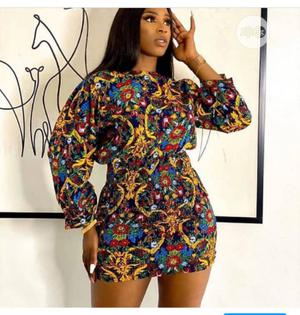 Trendy Female Quality Long Sleeve Short Gown   Clothing for sale in Lagos State, Ikeja