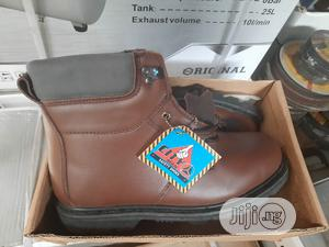 Safety Boots For Construction Company And Industries | Safetywear & Equipment for sale in Lagos State, Ojo