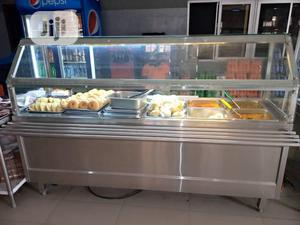 Bain Marie With Hot Cabinet (5 Plates) | Restaurant & Catering Equipment for sale in Lagos State, Ojo