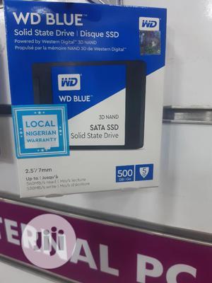 SSD Internal Storage (500 Gb) | Computer Hardware for sale in Lagos State, Ikeja