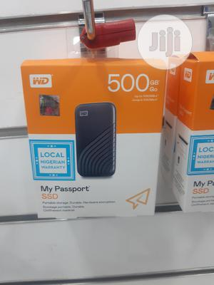 SSD External Storage (500gb Capacity) | Computer Hardware for sale in Lagos State, Ikeja