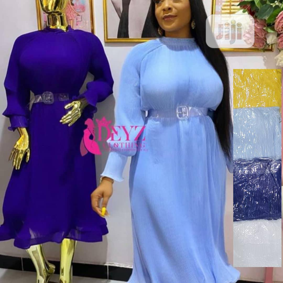New Female Quality Turkey Gown | Clothing for sale in Ikeja, Lagos State, Nigeria