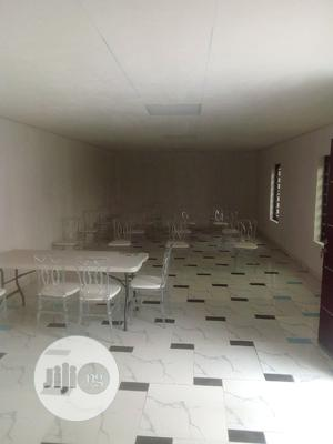 Spacious Event Center at Isheri North GRA, Opic Estate.   Event centres, Venues and Workstations for sale in Ojodu, Isheri North
