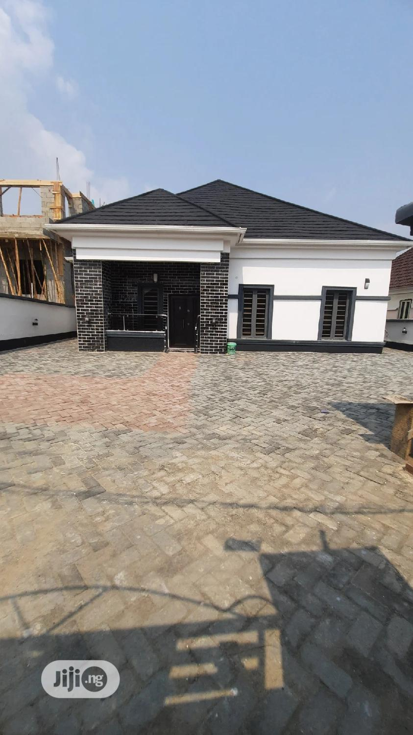 Brand New 3 Bedroom Bungalow With Bq at Ajah