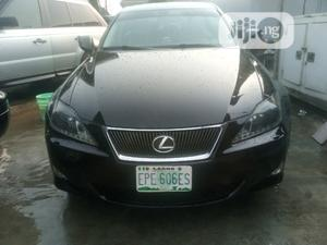 Lexus IS 2008 Black   Cars for sale in Lagos State, Ikeja