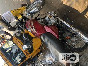 Bajaj Boxer 2019 Red | Motorcycles & Scooters for sale in Abuja (FCT) State, Central Business District