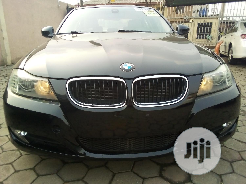 BMW 328i 2011 Black