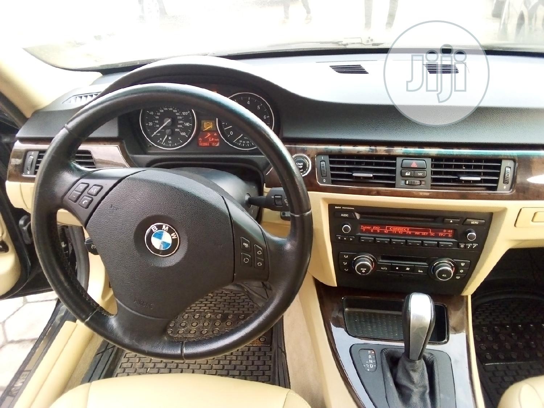 BMW 328i 2011 Black | Cars for sale in Ikeja, Lagos State, Nigeria