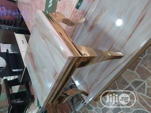 Marble Center Table With Side Stool | Furniture for sale in Lagos State, Lekki
