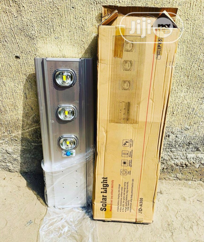 Archive: 100watts All in One Solar Street Light