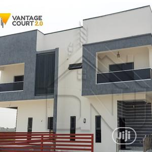 Spacious 3bedroom Semi Detached Duplex With a BQ in Lekki | Houses & Apartments For Sale for sale in Ajah, Off Lekki-Epe Expressway