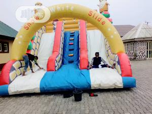 Snow White Double Slide Bouncy Castle | Party, Catering & Event Services for sale in Lagos State, Lekki