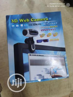 3D Web Camera | Computer Accessories  for sale in Lagos State, Ikeja