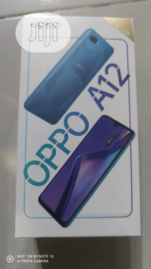 New Oppo A12 32 GB Blue   Mobile Phones for sale in Lagos State, Ikeja