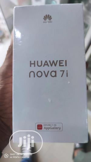 New Huawei Nova 7i 128 GB Blue   Mobile Phones for sale in Lagos State, Ikeja