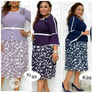 Trendy Ladies Quality Flare Gown | Clothing for sale in Lagos State, Ikeja