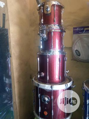Virgin Drum Set (5pcs) | Musical Instruments & Gear for sale in Lagos State, Ojo